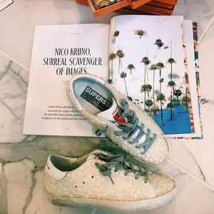Golden goose size 38 Limited edition star sneakers